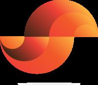 Sartoria logo with shadow